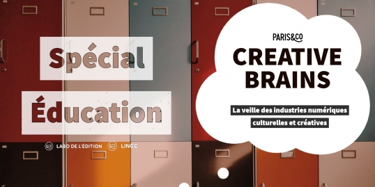 creative brains éducation