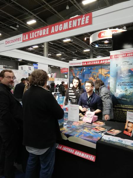 incarnatis livre paris 2019