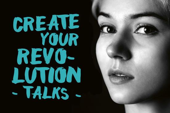create your revolution francfort