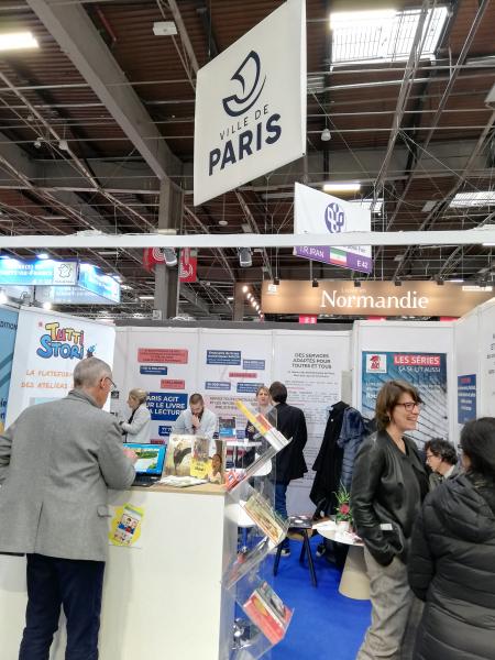 livre paris 2019 ville de paris